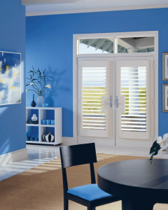 Best Window Coverings for French Doors