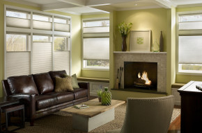 Light Solutions: Top Down, Bottom Up Window Coverings