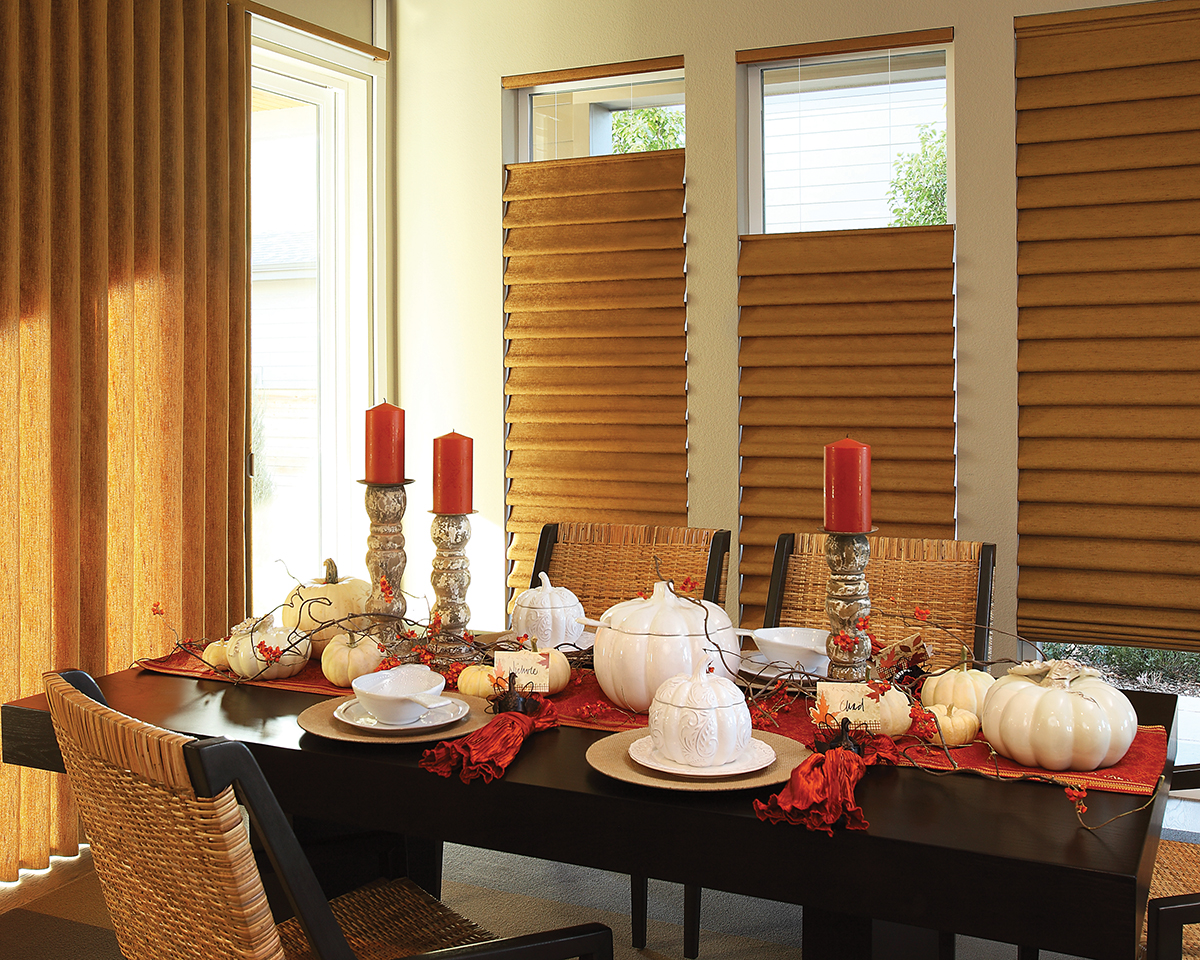 Top down bottom up roman shade - Vignette Modern Roman Shades Reno